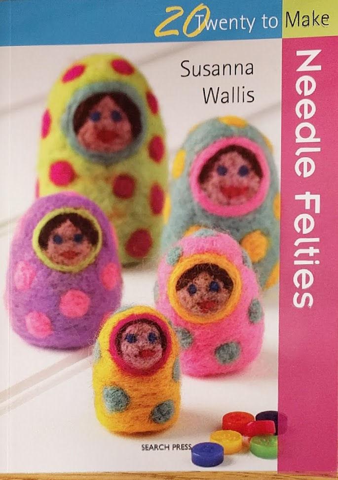 1635c4220 20 to Make Needle Felties - Book