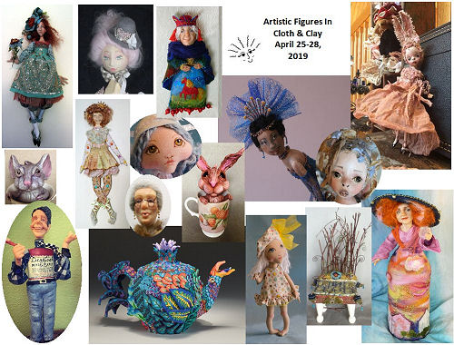 Artistic Figures in Cloth & Clay (AFICC)