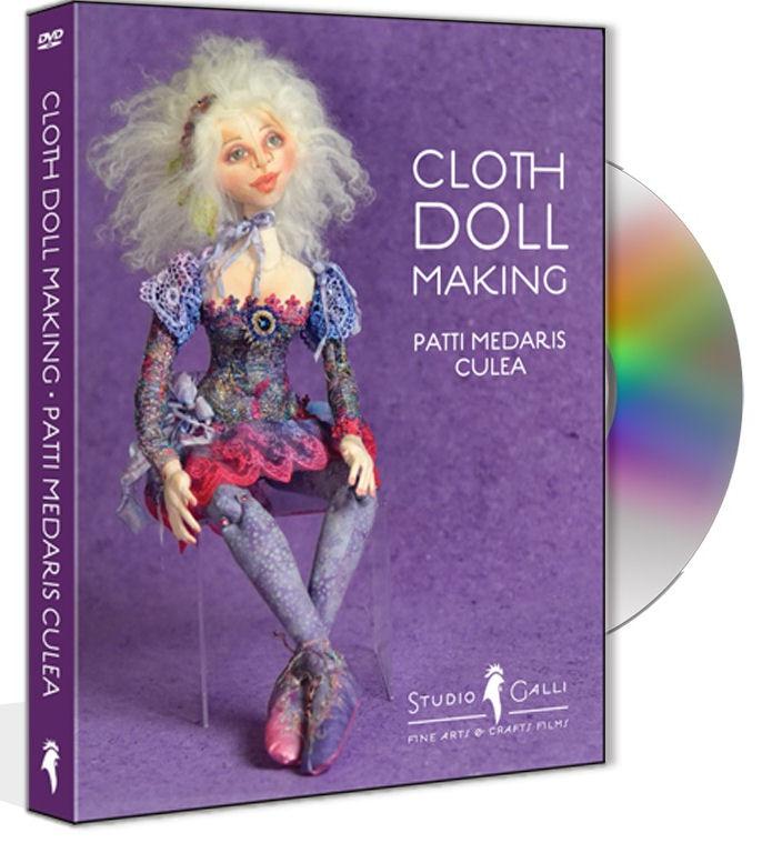 Cloth Dolls Books And Cds