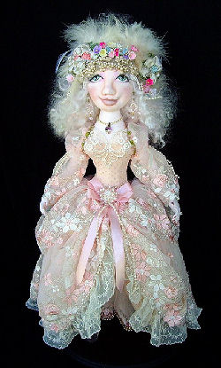 Cinderella CD Cloth Doll Princess Pattern.