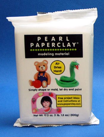 Pearl Paperclay