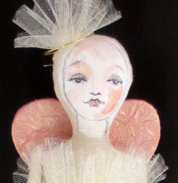 Blush Angel - Art Doll Pattern