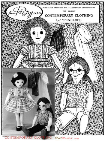 VERONICA 1790 COSTUME - Sewing Pattern for Vintage Costume