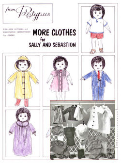 Clothing Pattern by Colette Wolff. - Sewing