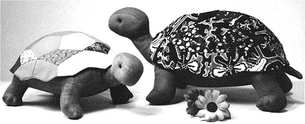 loth Dolls, Soft Animals, Quilted and Decorative Designs by Colette ...