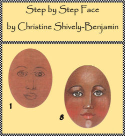 Step by Step Face