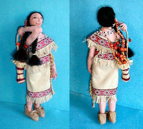 Wampanoag Clothing