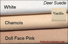 Deer Suede - Buck Suede - Deer Suede Fabric