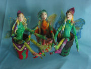 Flower Pot Fairies - Doll Pattern