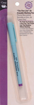 Fine Line Air Erasable Marking Pen