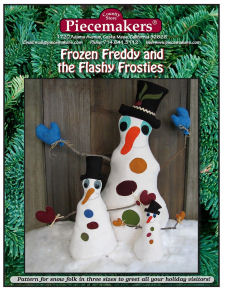 Frozen Freddy Pattern