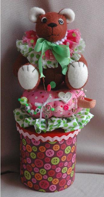 Making Fairies kit Fairy Doll Angel some vintage pieces batik lace flower KIT