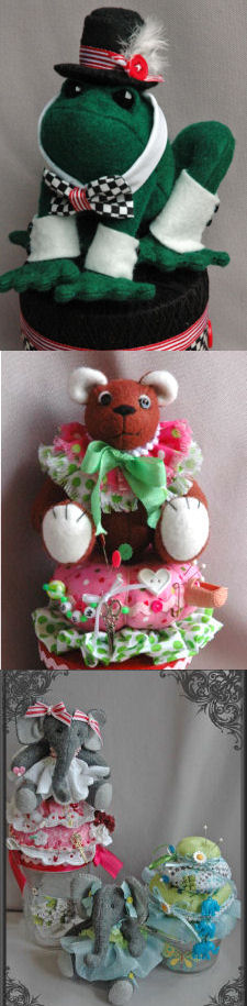 Special Delivery Cloth Doll Pattern
