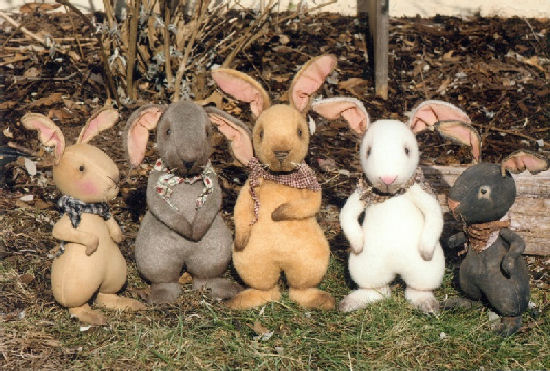 The Gangs All Hare
