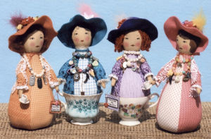 Lovely Lady Dollies