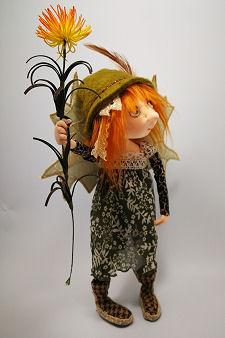 New Pattern by Jill Maas - Fairy