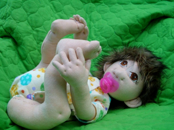 Lil' Bedheads - Baby Doll Making Pattern