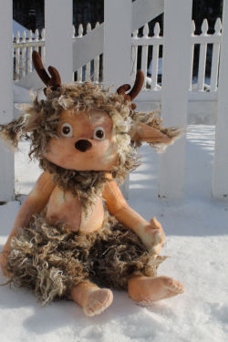Grizzle the Faun