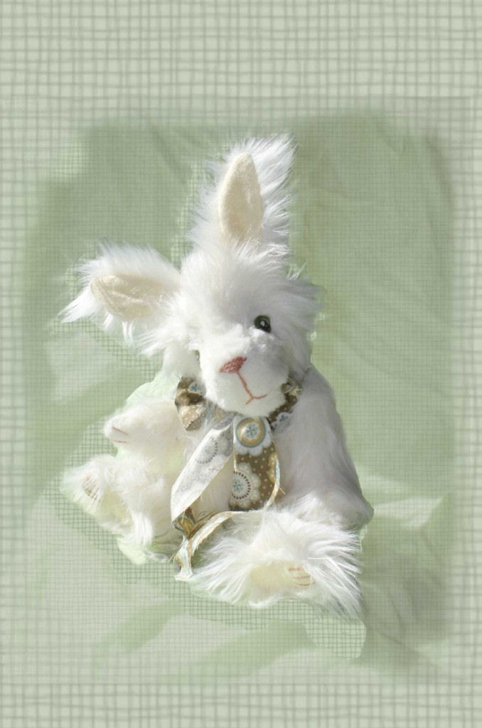 March Hare - Cloth Animal Doll Pattern