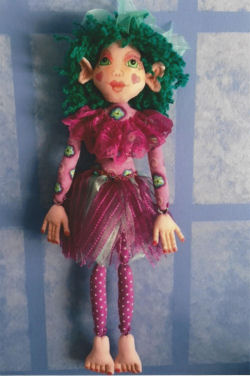 Sewing Pattern for Doll Making
