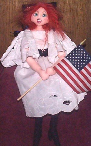 American Annie Cloth Doll Making Sewing Pattern
