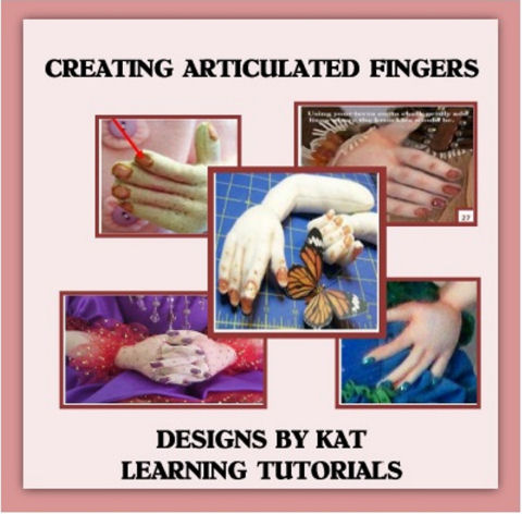 Articulated Fingers CD