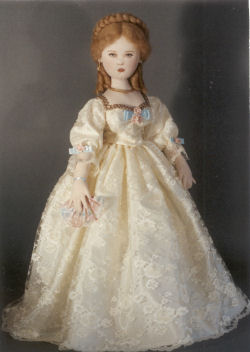 1870s Fashion Doll and Costume Pattern