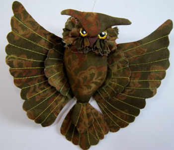 "7"" Flying Owl"