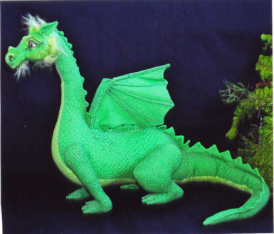 DRAGON FREE PATTERN SEWING | Free Patterns