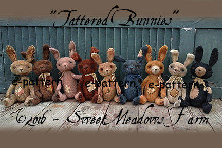 Tattered Bunnies