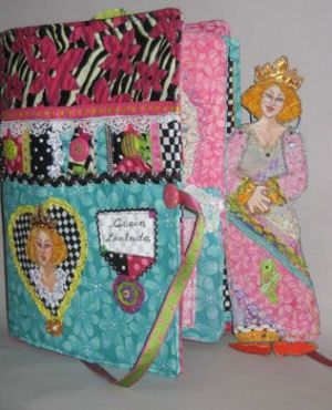 Queen Jorinda and Her Closet - Fabric Sewing Pattern