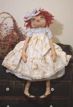 "Happy Annie 28"" doll"