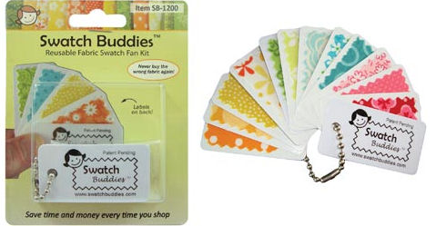 Swatch Buddies – 12 Cards