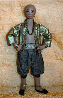 The King and I Sewing Pattern - Costume