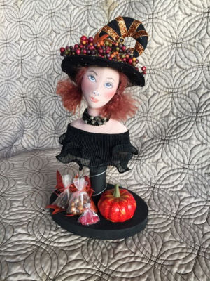 Jelly Bean Witch