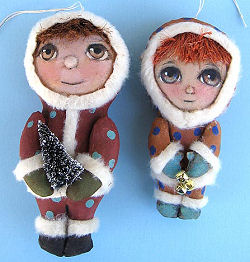 Winter Boys Sewing Patterns