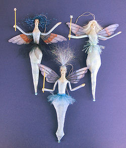 Icicle Fairies Sewing Pattern