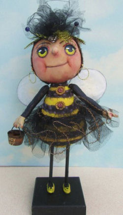 Honey Pot - Doll Making Pattern and Instructions