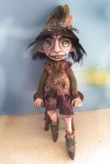 Susan Barmore - Goblin, New Pattern