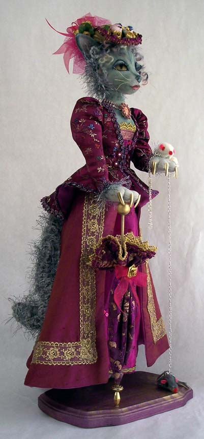 cloth art doll making sewing patterns by stephanie