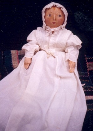 Heritage Ragg Baby Cloth Doll Sewing Pattern