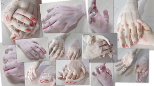 All About Hands Tutorial