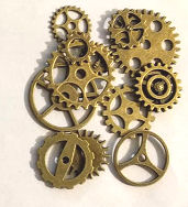 Steampunk Gear Combos = Doll Making