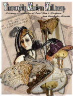 Stephen A. Rausch - Cloth Doll Designs -  Millinery