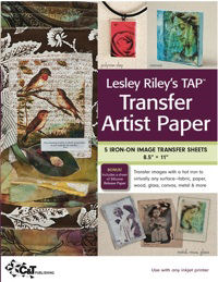 TAP Transfer Artist Paper 5 Pac