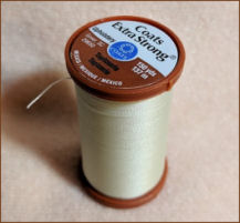 Extra Strong Upholstery Thread - New