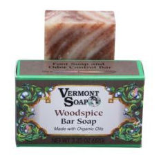 Woodspice - Bar Soap from Vermont Soap