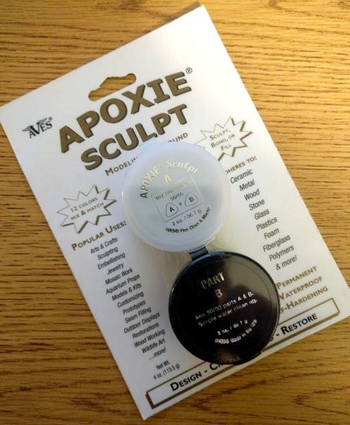 Apoxie® Sculpt - Doll Making