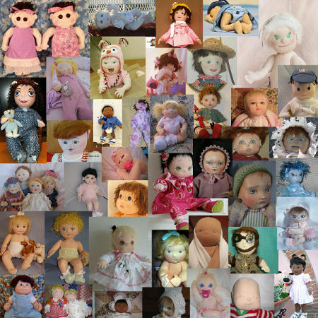 Cloth Baby Doll Challenge