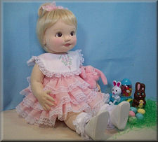 Beautiful Baby Doll Patterns by Darlend Rausch